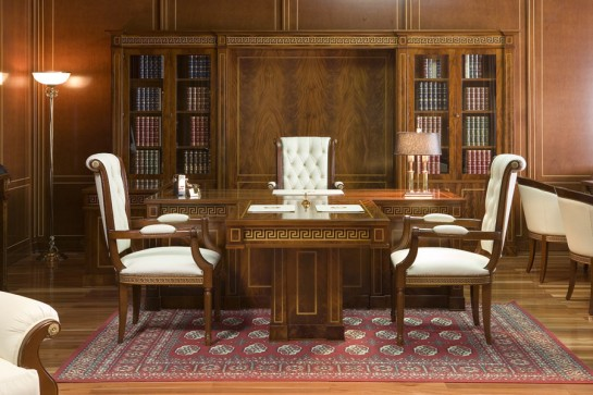 офисная мебель > кабинеты президента > art & lux