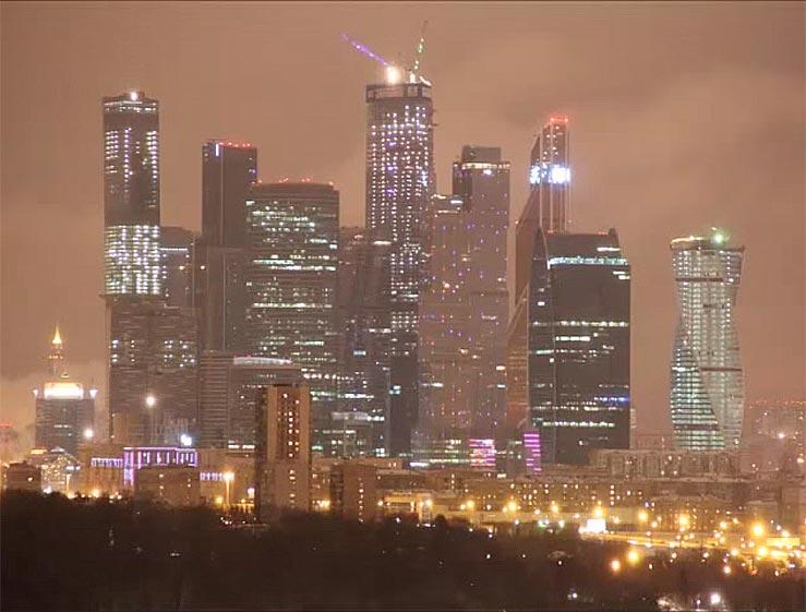Где можно отдохнуть в Москве имея в кармане 100$