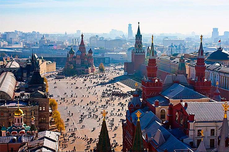 где отдохнуть в Москве