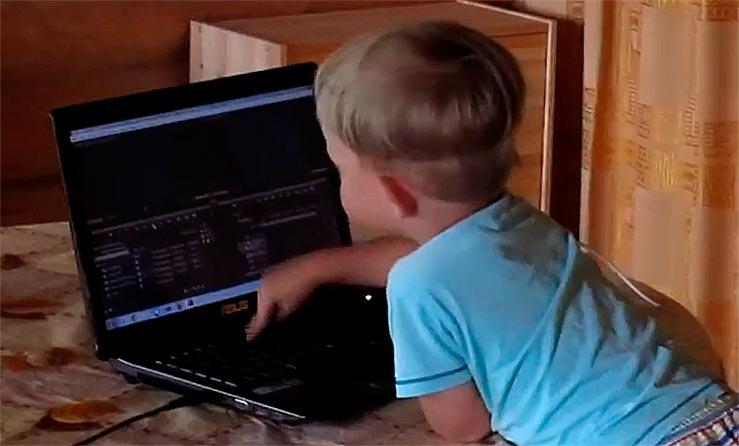 Компьютер в жизни ребёнка